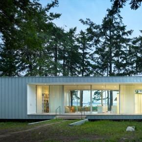 Dom na plaży - Heliotrope Architects
