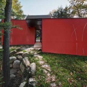 Dom w Val-de-Monts, Quebec, Kanada