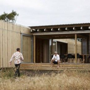 Dom letni w Islandii - Herbst Architects