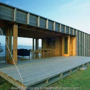 Kiwi summer house