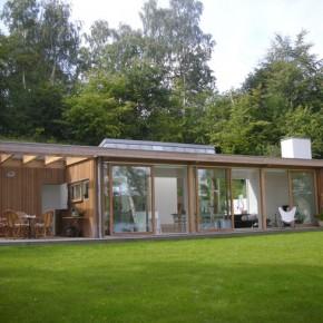 Dom w Buresø - Mette Lange´s architecture