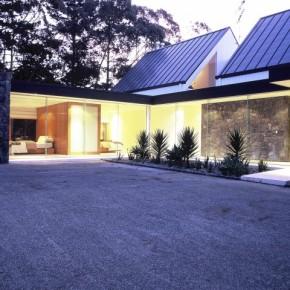 Dom w Nowej Zelandii