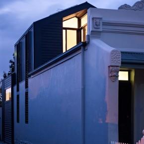 Fitzroy North House – przebudowa domu w Australii