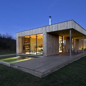 Dom w zgodzie z naturą