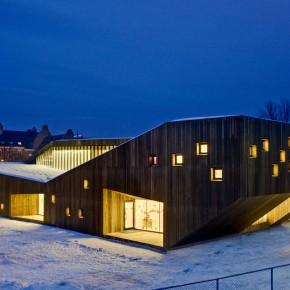 Przedszkole w Oslo / Reiulf Ramstad Architects