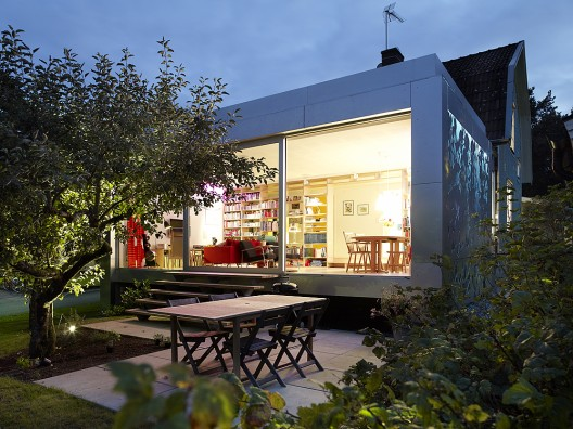 Dom aluminium / AB Arkitektur UNIT