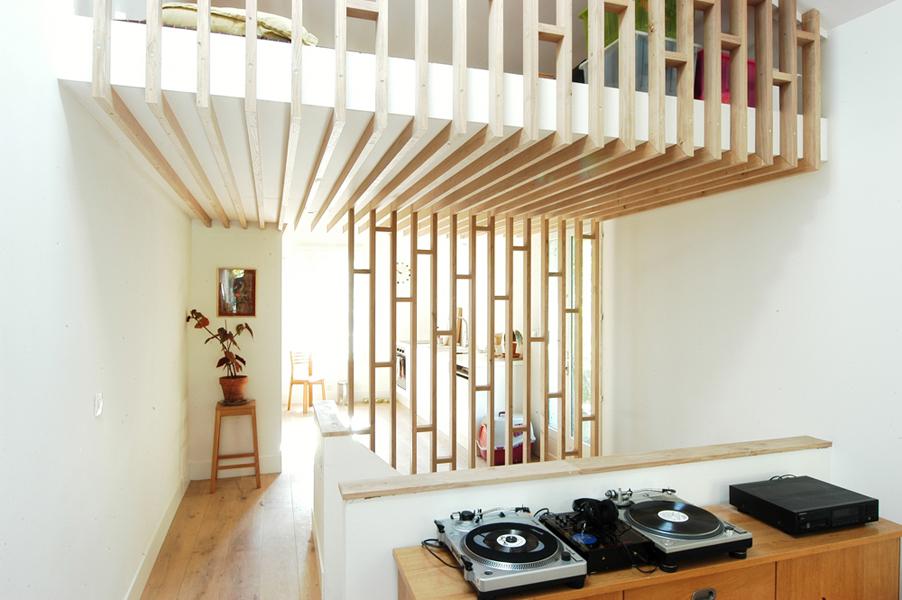 Modernizacja mieszkania w kamienicy – THE Architectes