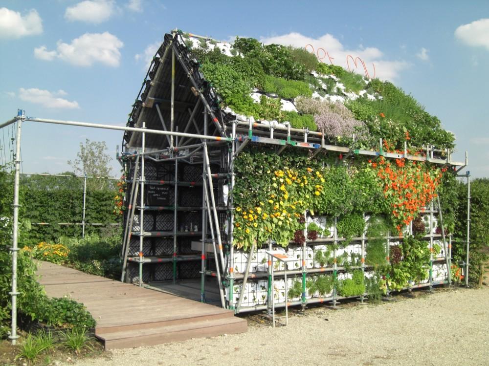 Modułowy ogród dla każdego