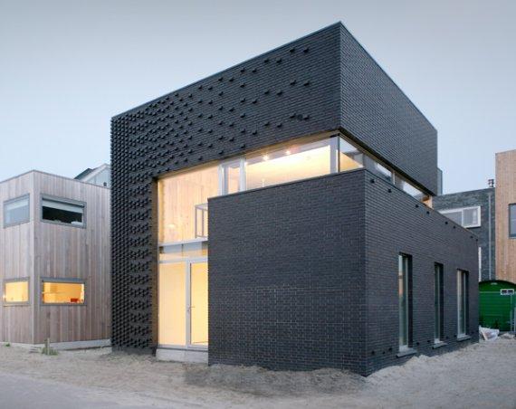 Ijburg house – Marc Koehler – dom rzeźba