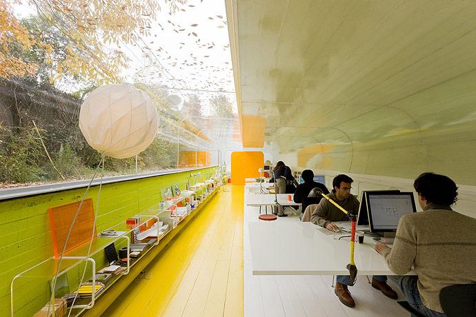 Energetyczne biuro w Madrycie