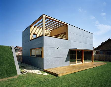 Dom kostka / OV-A  architekci