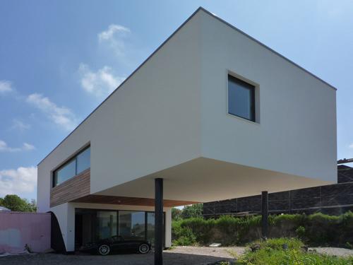 Hill House – Vroondaal, Holandia