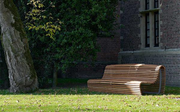 Moja ulubiona ławka ogrodowa  :)