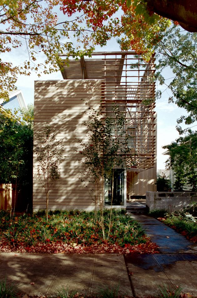 Madrona Residence / Vandeventer + Carlander Architects