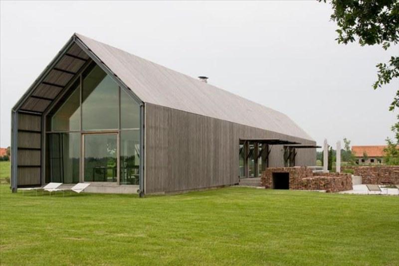 Belgijska stodoła od Buro II