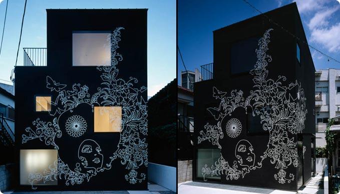 Artystyczny dom