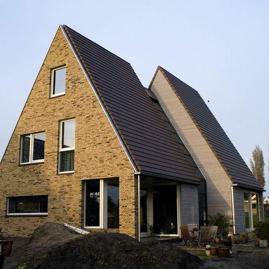 Holenderski podwójny dom z duszą