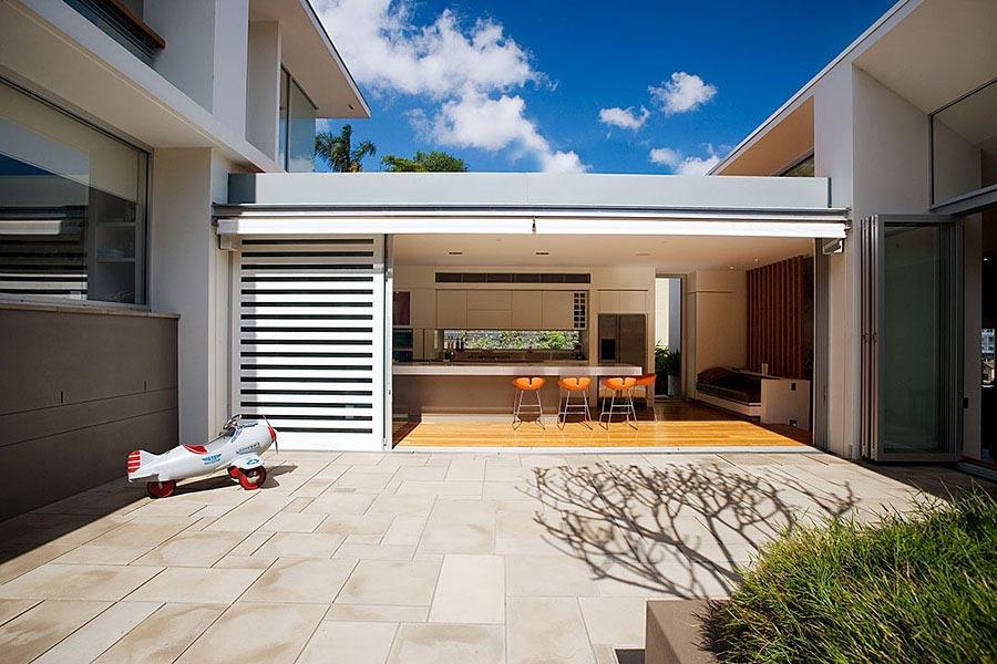 Odlotowy dom w Sydney