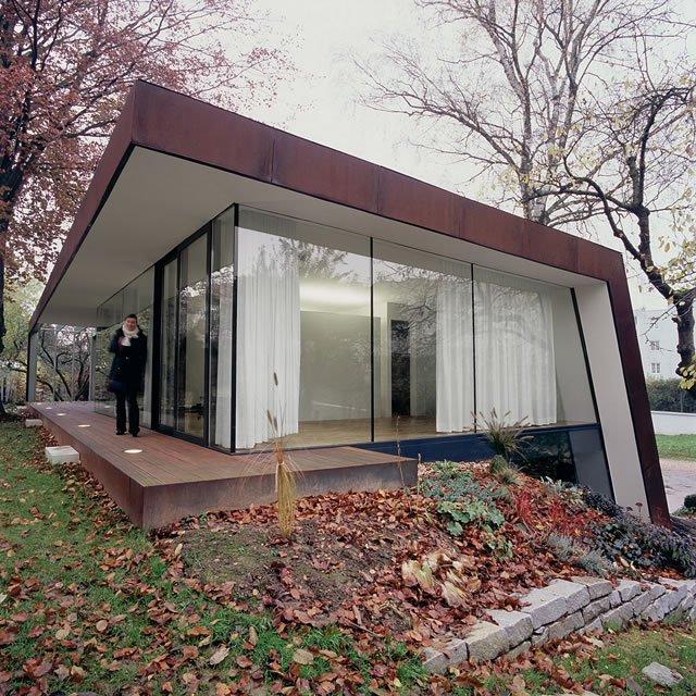 Rozbudowa starego domu  – jak to się robi w Austrii :)