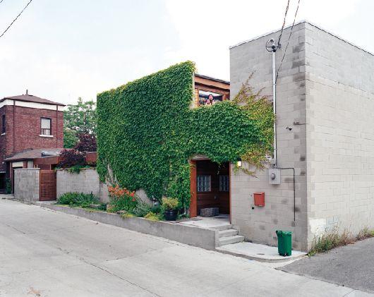 Japońska architektura w centrum Kanady :)