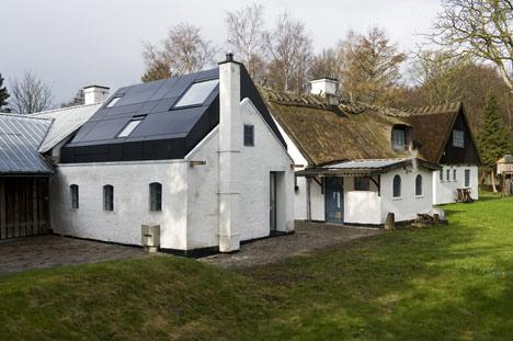 Mały projekt = wielka idea. Studio duńskich architektów