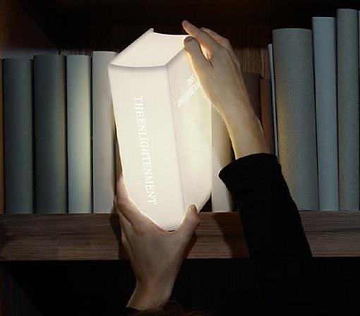 Książka, która rozjaśnia… ;)