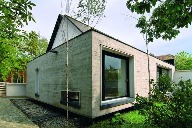 Mosa House – na przekór nowoczesności