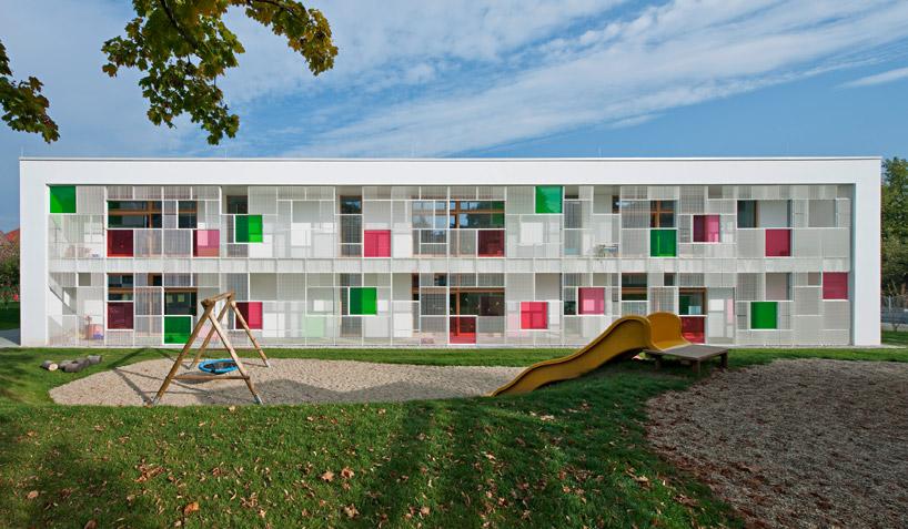 Kolorowe kwadraty – przedszkole i szkoła podstawowa