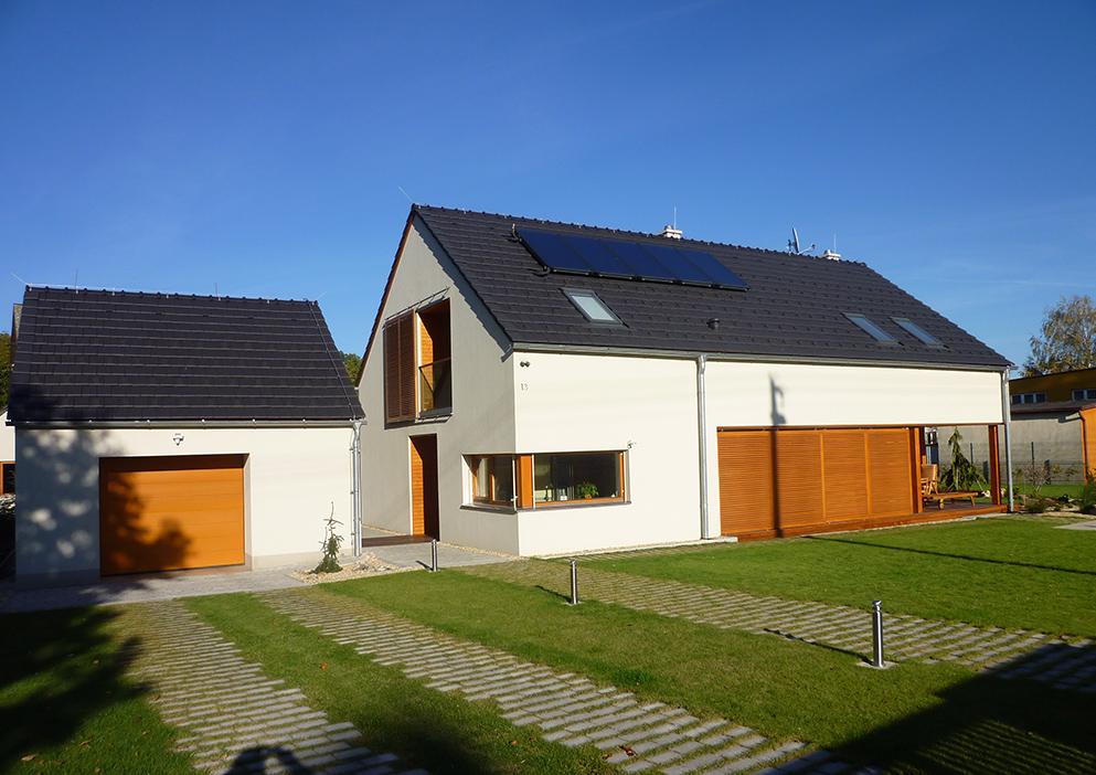 Prawie zwykły dom w Czechach
