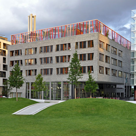 Katharinenschule – nowoczesna szkoła w Hamburgu