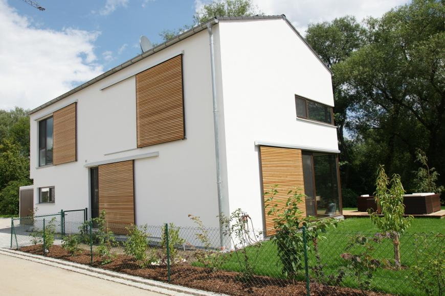 Haus J – prosta niemiecka stodoła