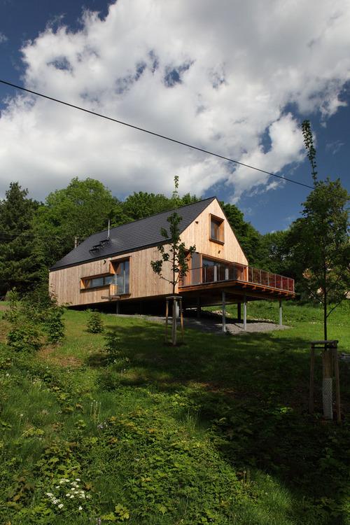 Domesi – czescy specjaliści od drewnianej architektury