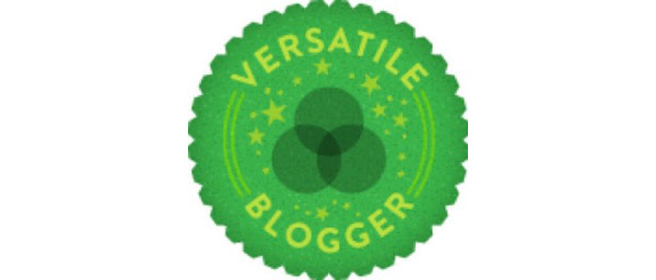 Nominacja do Versatile Blogger Award :)