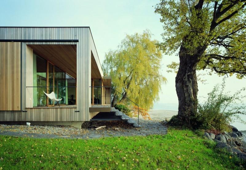 Dom nad jeziorem - K_M architektur