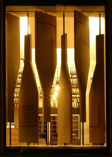 Dobre wino, piękne wnętrza – restauracja Red Pif w Pradze