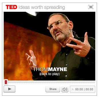 Architektura opowiedziana słowami – zapraszam na TED.COM