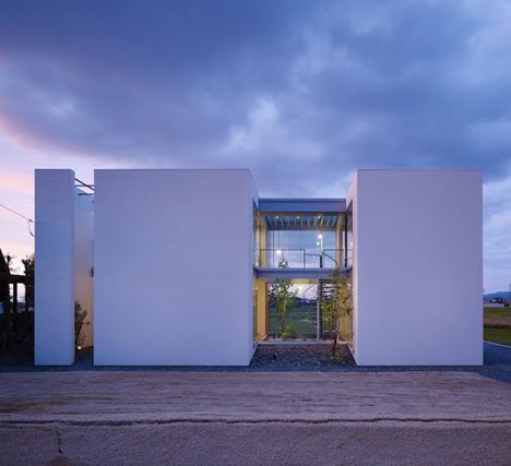 Dom w Masaki / Hayato Komatsu Architects