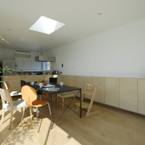 Фото Koichi Torimura. no.555 Architectural Design Office.