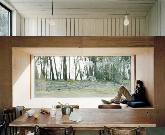 Galeria: Okno z miejscem do siedzenia