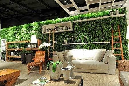 Ogród w domu – 35 zielonych inspiracji