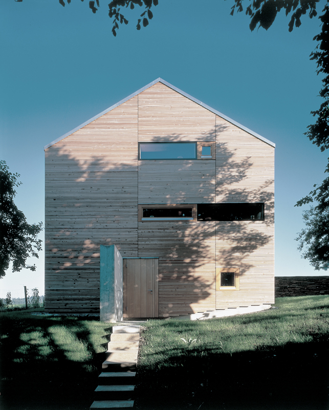 Przebudowa domu z lat 50-tych