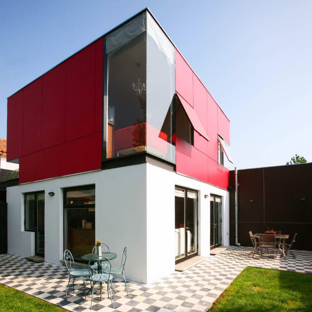 Casa Sasso – metamorfoza domu z lat 60-tych
