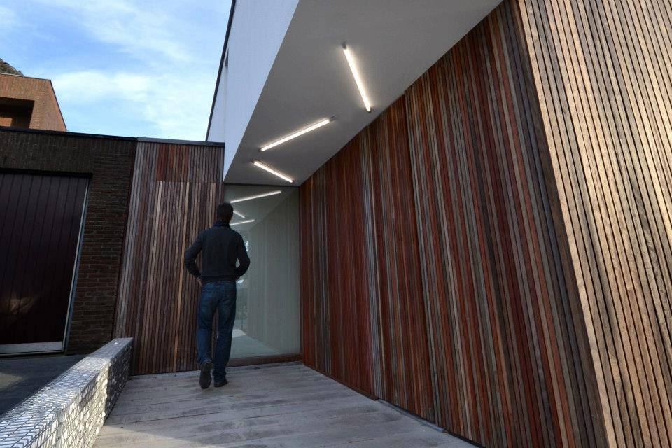 Mój dom – Mój architekt / perełki belgijskiej architektury jednorodzinnej 2013