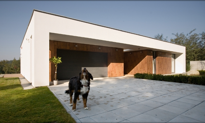 ROZMIAR MA ZNACZENIE : Casa dle Campo / Archix