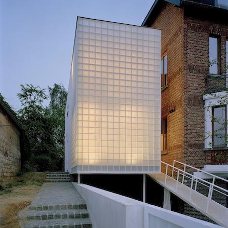 Proszę włączyć światło – rozbudowa domu w Belgii / BOB361