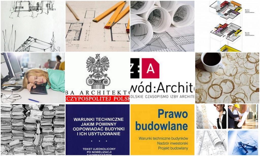 Zawód, profesja, pasja, życie … nowy dział dla Architektów