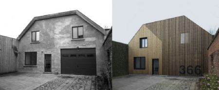 House S+M / Simon Vermote Architectuur