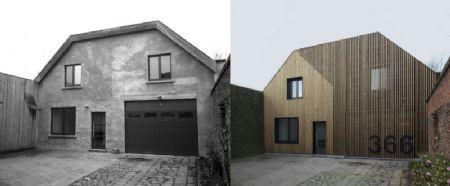 House S+M / Simon Vermote Architectuur