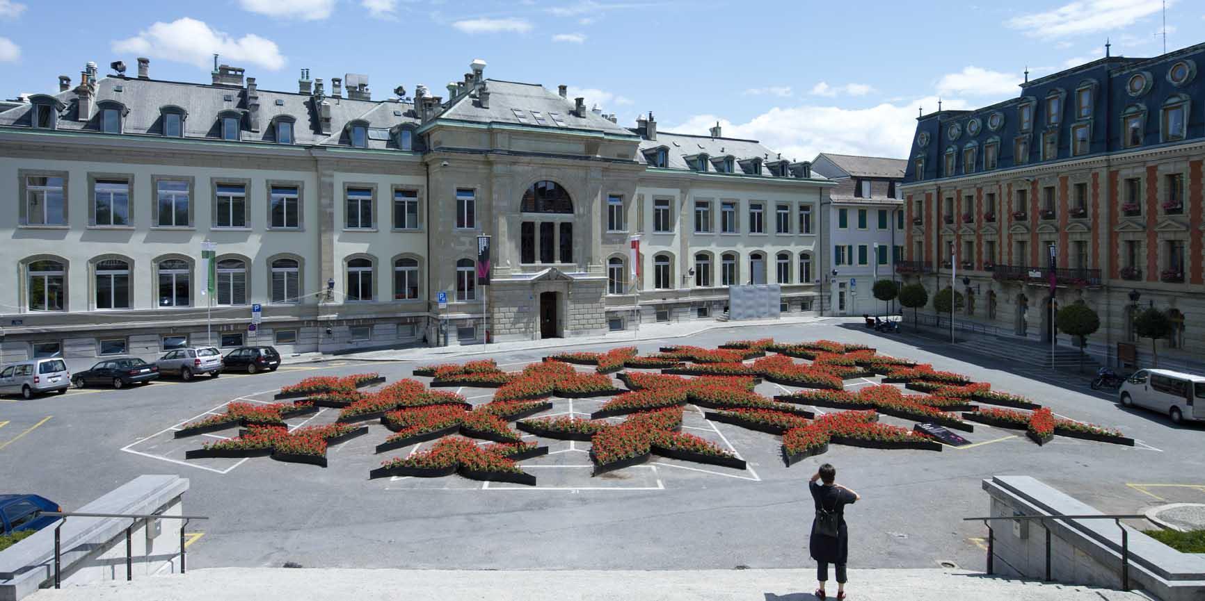 Lozanna Jardins – szwajcarski czas ogrodów