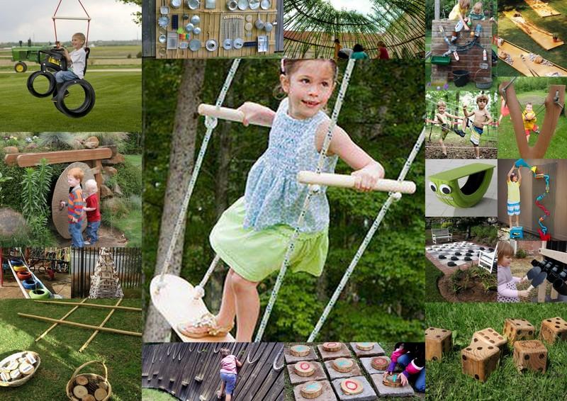 Ogród dla dzieci – budzimy wyobraźnie :)